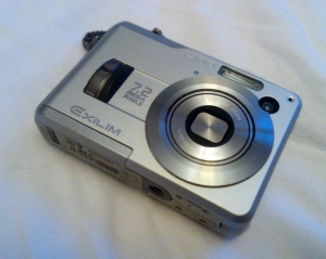 Casio Exilim 7mp