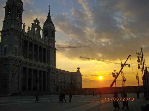 Santa María la Real de La Almudena unedited
