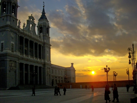 Santa María la Real de La Almudena  edited