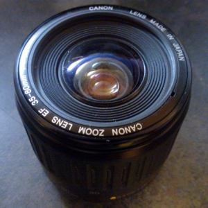 Canon EF 35-80 1:4-5.6 Mk I.