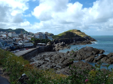 Ilfracombe in North Devon, taken on a Fujifilm A850 point & shooter. (6mm, ISO 100, f/4.5, 1/850sec)