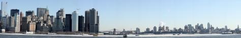 New York - Manhattan & Brooklyn (please click to enlarge)