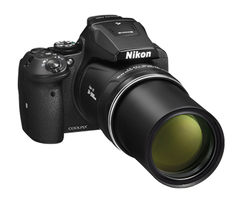 Nikon Coolpix P900 (Nikon stock product shot)
